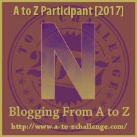 AZchallenge N blog content