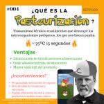POKE-INFOGRAFÍA #004: ¿Qué es la pasteurización?
