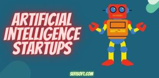 Artificial Intelligence Startups