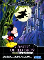 jaquette Castle of Illusion