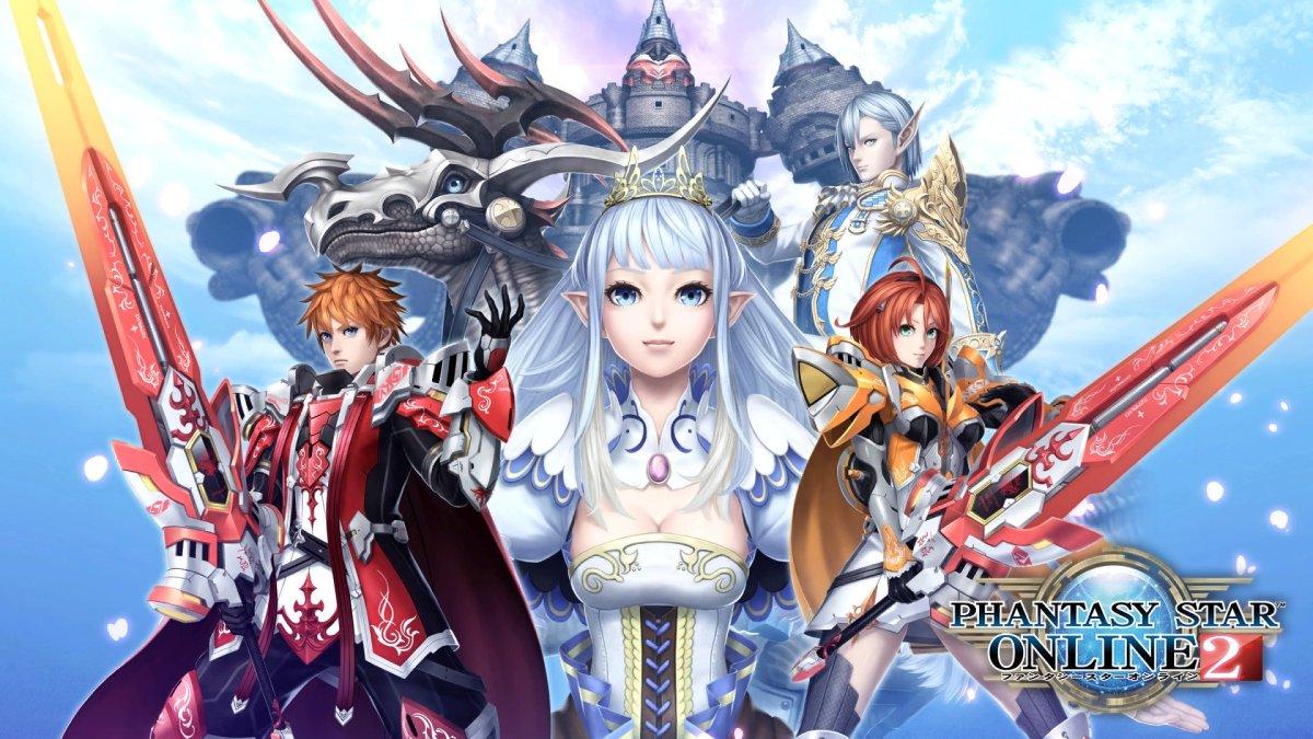 Phantasy Star Online 2 prévu également sur Switch | News