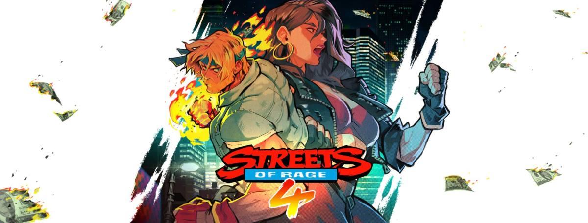 Streets of Rage 4 annoncé !