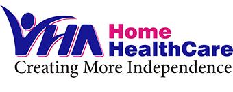 VHA Home HealthCare Logo