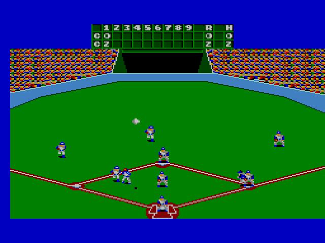 The Pro Yakyuu: Penant Race / Great Baseball