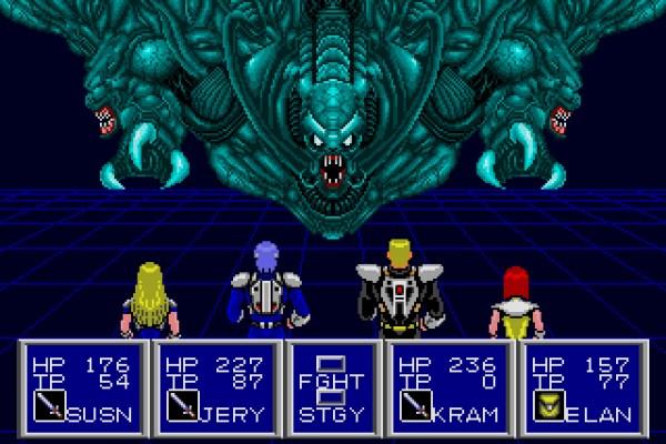 Phantasy Star II: Part Two