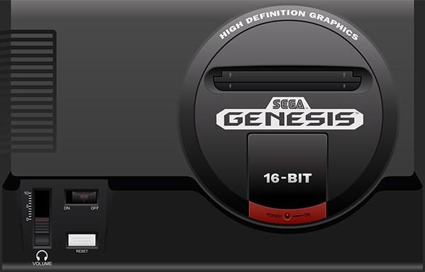 The Mega Drive / Genesis