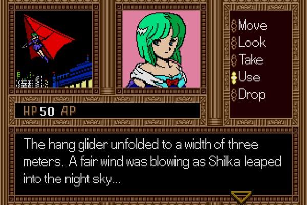 Phantasy Star II: Shilka's Adventure