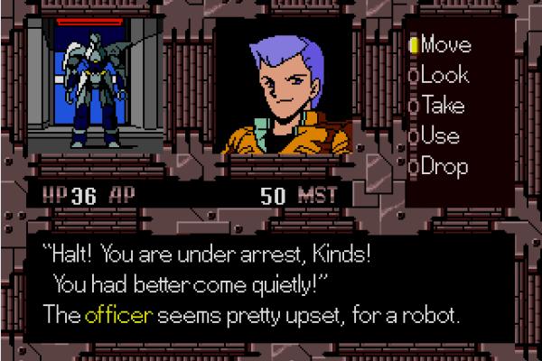 Phantasy Star II: Kinds's Adventure