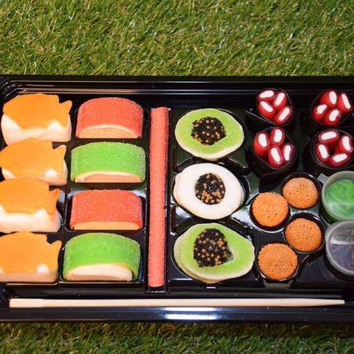 Candy Sushi – Look-O-Look Candy Take Away