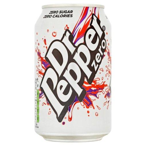Dr Pepper Zero