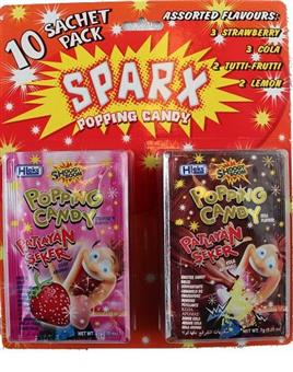 Sparx Popping Candy