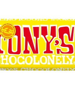 Tony's Milk Chocolate Almond Honey Nougat 180 g