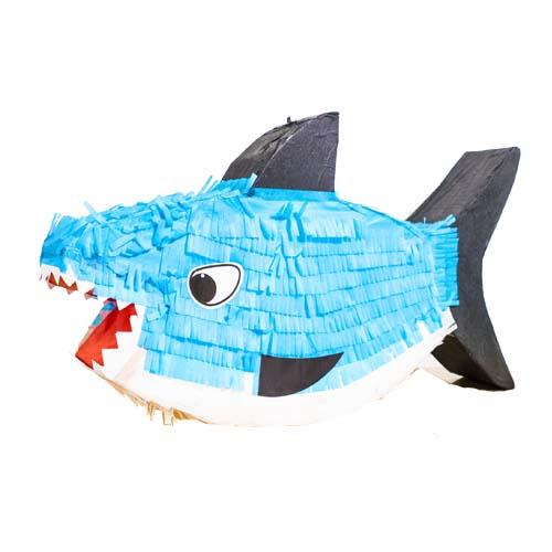Pinata Fisk Blå - Köp din pinata hos Sega Gubben