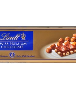 Lindt Swiss Milk Hazelnut 300gr