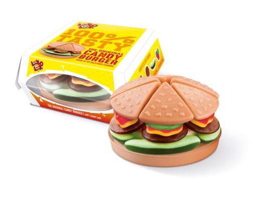 Candy Burger - Look-o-look