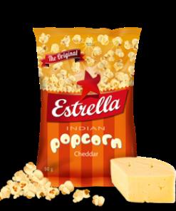 Estrella Indian Popcorn Cheddar