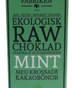 Rawchokladfabriken Mint