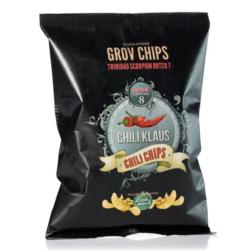 Chili Klaus Chips Vindstyrka 8