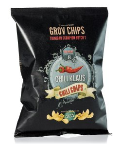 Chili Klaus Chips Vindstyrka 8