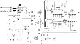 Sega PSU 400-5261 Schematics