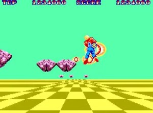 Space Harrier - Master System [1986]