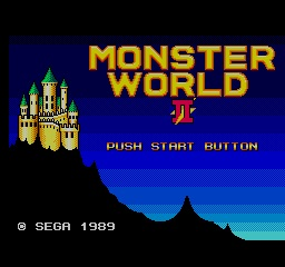 Wonder Boy - MW2 Title