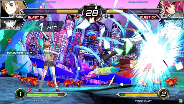 7th Dragoon stage at Fighting Climax