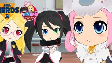 Sega Hard Girls Anime