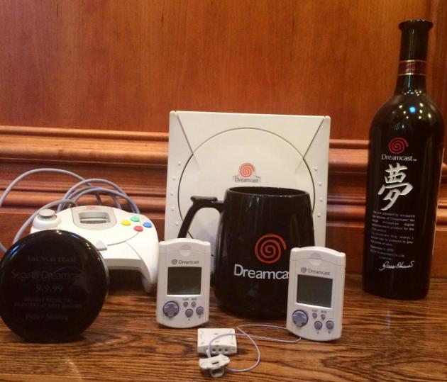Peter Moore Dreamcast Collection