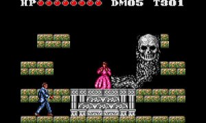 Some of the boss fights are pretty interesting even though they're rather easy.