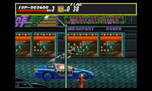 Cop car dude - the real unsung hero of Streets of Rage