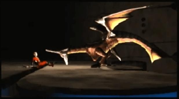 Edge meets dragon
