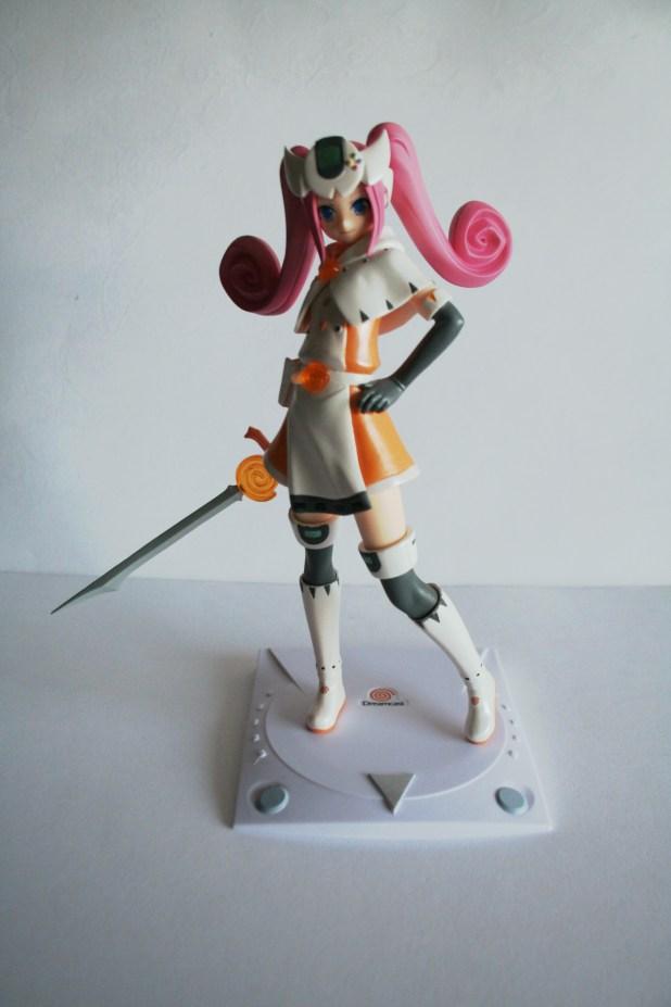 SEGA Dreamcast Hard Girl Figure