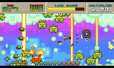 Review_Fantasy_Zone_II_2_3DS_endless_mode_Upa_Upa