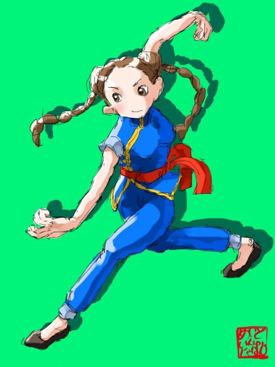 Virtua Fighter 2 Pai by Meido inja pan