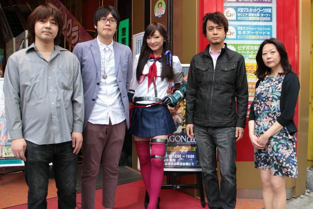Rieko Kodama, 7th Dragon series main producer