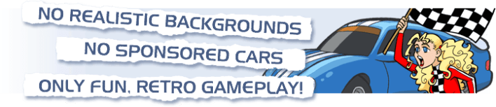 Rush Rush Rally Racing