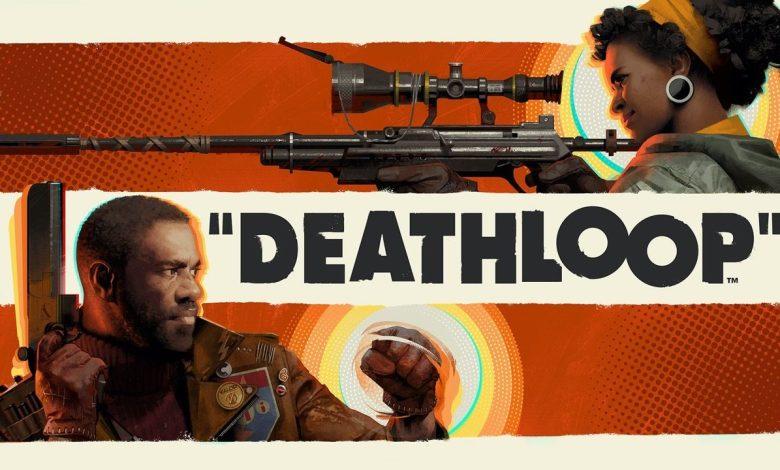 deathloop title screen