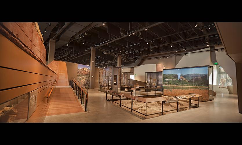 Natural History Museum Of Utah SEGD