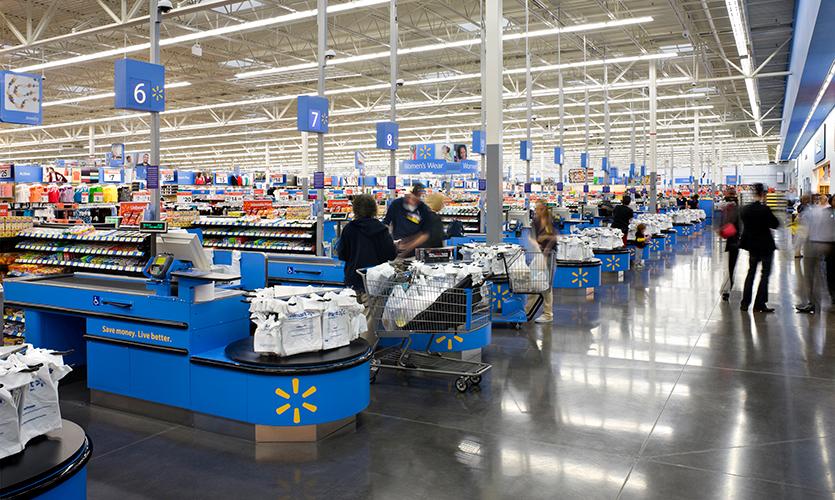 Wal Mart Retail Environment SEGD