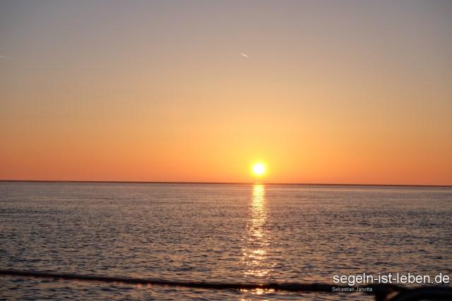 Sonnenaufgang Watt