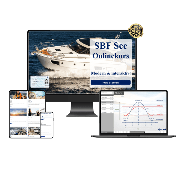 Bootsführerschein Onlinekurs