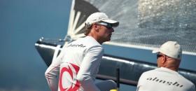 Ernesto Bertarelli bei der Extreme Sailing Series. © Chris Schmidt/Alinghi