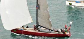 """Sie Shipman 63 """"Coral"""" wurde 2008 gebaut. © Rolex"""
