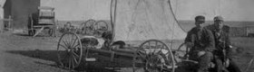 """""""Cropped-Oldwestwindwagon"""" – so oder ähnlich sah Thomas' Prototyp aus@History USA"""