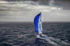 """Die russische Swan 60 """"Bronenosec"""" gewann den Swan Rolex Cup und gehört zu den Favoriten beim neuen Nord Stream Race. © Nord Stream Race"""