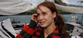 Die 16-Jährige Laura Dekker ist zu ihrem Geburtsort Whangarei auf Neuseeland zurückgekehrt. © 3News