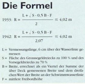 """Die 15 qm SNS ist von der Formel her an sich ein """"Vierer"""""""