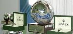 ISAF-Weltsegler-Trophäe: Begehrte Kugel und begehrte Uhr © rolex