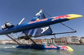 Red Bull puscht den Youth America's Cup. © ACEA 2012 / Gilles Martin-Raget
